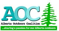 Alberta Outdoors Coalition Logo